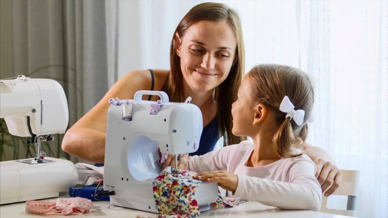 Nauka szycia dla dzieci - od czego zacząć?