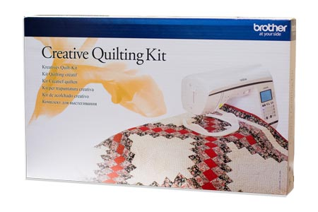 Zestaw do quiltingu gratis!