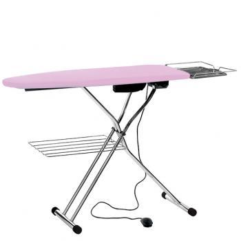 Stół prasowalniczy Texi z odsysaniem i podgrzewaną powierzchnią