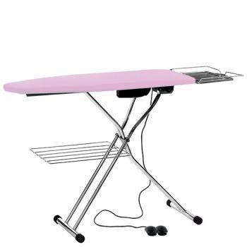 Stół prasowalniczy Texi z odsysaniem, nadmuchem i podgrzewaną powierzchnią