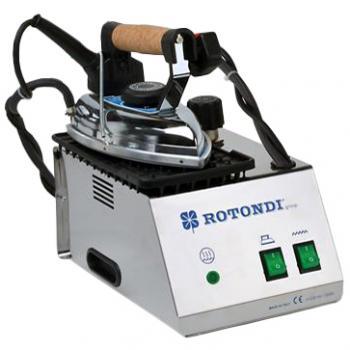 Wytwornica pary ROTONDI MINI 1 INOX