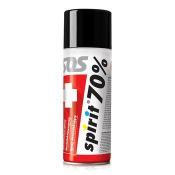 Spray dezynfekujący na bazie alkoholu 70% (400ml)