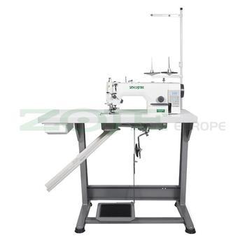 Stębnówka automatyczna ZOJE ZJ5303AR-48-W-D2-02-PF z odkrawaczem