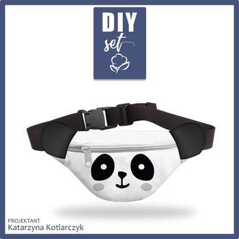 Nerka Junior PANDA (zestaw do uszycia + wykrój) DIY