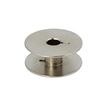 Szpulka metalowa duża (26 mm) do stebnówek kaletniczych, fig. 1