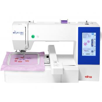 Hafciarka Elna 830 Expressive + program Janome Digitizer Jr 5.5