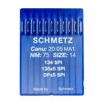 Igły Schmetz do tkanin 135x5 SPI (10x75)