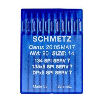 Igły Schmetz do tkanin 135x5 SPI SERV 7 (10x90)