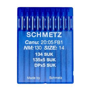 Igły Schmetz do dzianin 135x5 SUK (10x130)