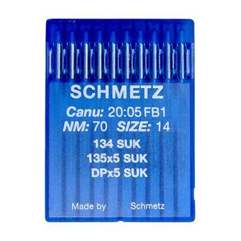 Igły Schmetz do dzianin 135x5 SUK (10x70)