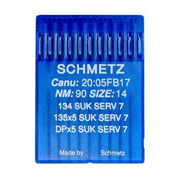 Igły Schmetz do dzianin 135x5 SUK SERV 7 (10x90)