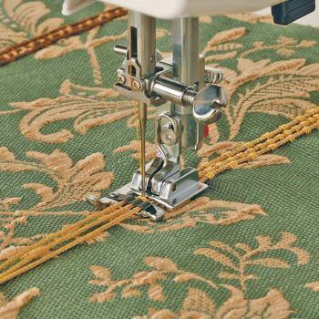 Stopka do naszywania ozdobnych sznurków (chwytacz wahadłowy)