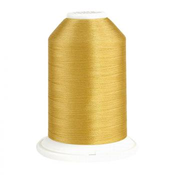 Nić hafciarska Madeira Rheingold Polyneon 40, złota, 5000m