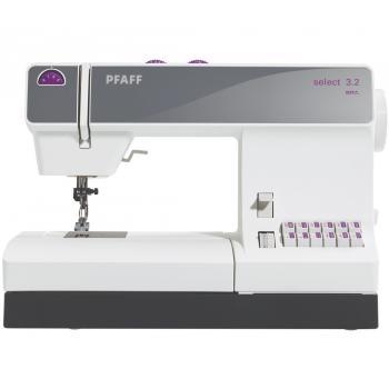Maszyna do szycia Pfaff Select 3.2 + GRATIS nici + szpulki
