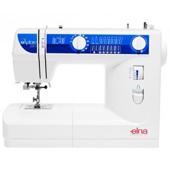 Maszyna do szycia Elna 220 eXplore + GRATIS 3 stopki