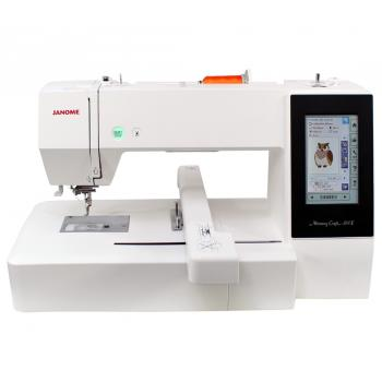 Hafciarka Janome MC500E + program hafciarski Janome Digitizer Jr 5.5