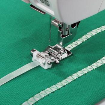 Stopka do naszywania cekinów lub tasiemek (do maszyn z szerokością ściegu 9 mm)