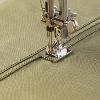 Stopka do wszywania kordu i cienkich wypustek (o średnicy 2,5 mm) (do maszyn z szer. ściegu 9 mm)