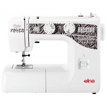 Maszyna do szycia Elna Sew Zebra + GRATIS 3 stopki, nici i szpulki