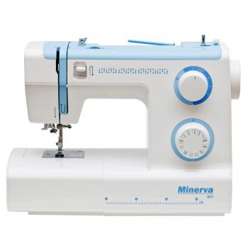 Maszyna do szycia Minerva B21 + GRATIS igły + szpulki