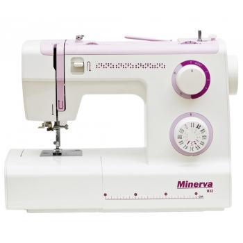 Maszyna do szycia Minerva B32 + nici + szpulki GRATIS