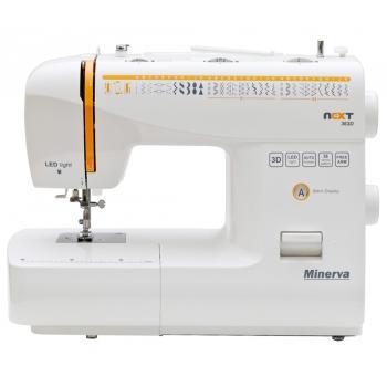 Maszyna do szycia Minerva Next 363D + GRATIS igły + szpulki