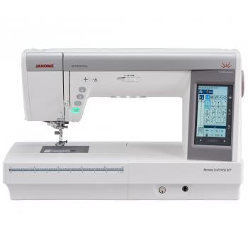 Maszyna do szycia Janome MC9450QCP + GRATIS szpulki + nici