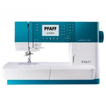 Maszyna do szycia Pfaff Ambition 620 + GRATIS szpulki + nici
