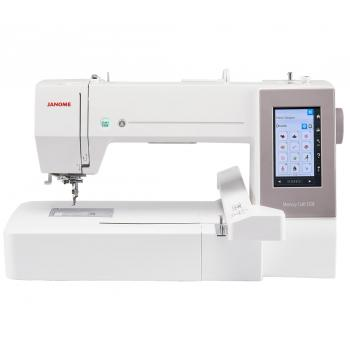 Hafciarka Janome MC550E + program hafciarski Janome Digitizer MBX 5.5