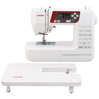 Maszyna do szycia Janome DXL603 ze stolikiem