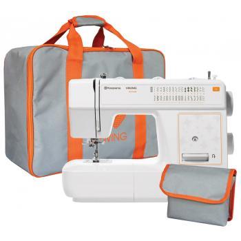 Maszyna do szycia Husqvarna E20 z torbą