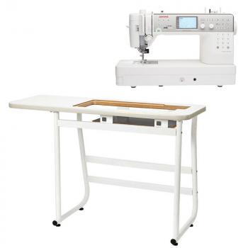Janome MC6700P + stół