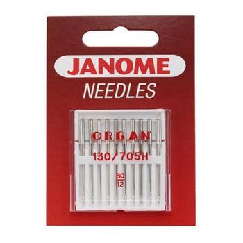 Igły do maszyn do szycia tkanin 130/705H JANOME