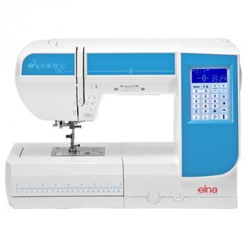 Maszyna do szycia Elna 580 eXperience + GRATIS 3 stopki, nici i szpulki