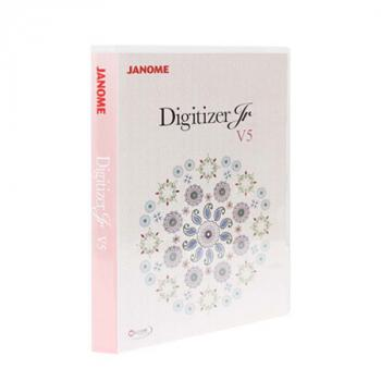 Program do haftów Janome Digitizer Jr v5.0