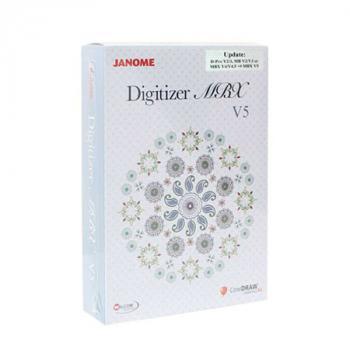 Uaktualnienie programu DIGITIZER PRO / MB do wersji MBX v5.5