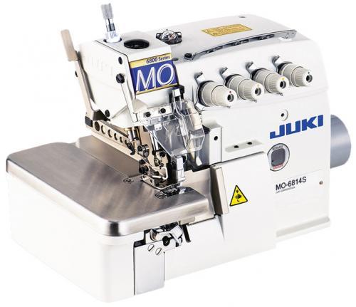 Juki MO-6814S 4-nitkowy SERVO owerlok