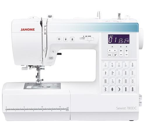 Maszyna do szycia JANOME 780DC