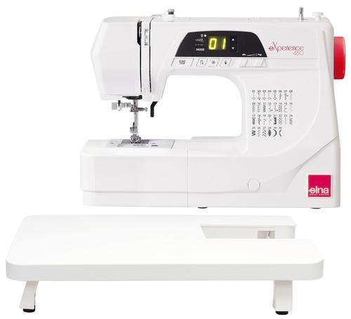 Maszyna do szycia ELNA 450 eXperience ze stolikiem