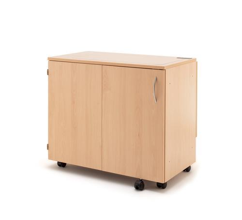 Stół drewniany rozkładany BASE pod maszynę do szycia