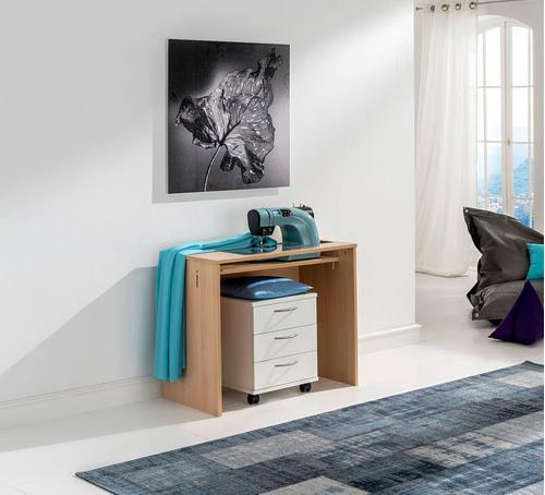Komoda, siedzisko drewniane STOOL