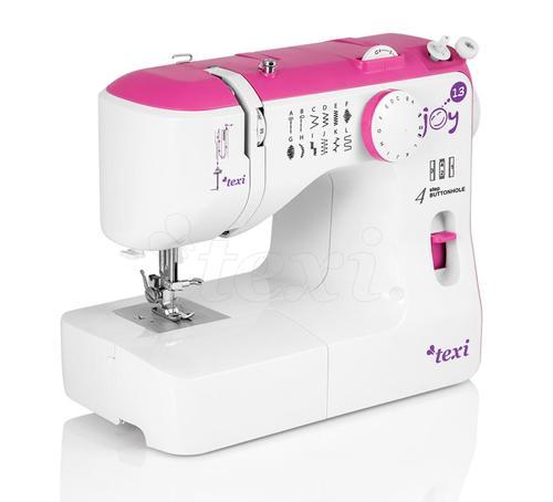 Maszyna do szycia TEXI JOY 13 Pink