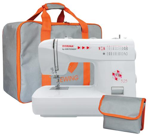 Maszyna do szycia Gritzner Dorina 323 z torbą