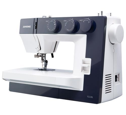 Maszyna do szycia JANOME 1522BL