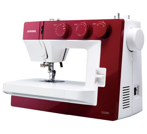 Maszyna do szycia JANOME 1522RD + GRATISY, fig. 7