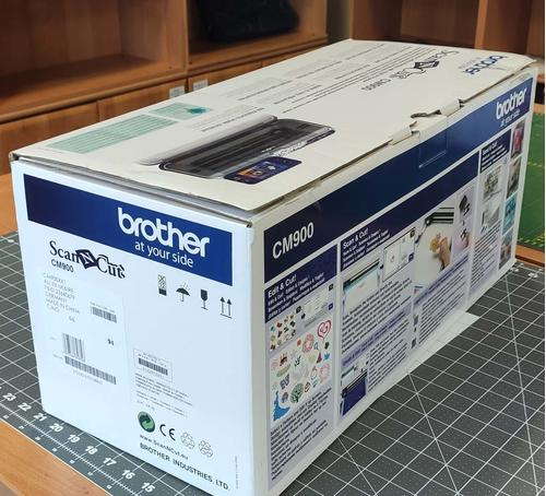 Ploter tnący Brother ScanNCut CM900 [OUTLET]