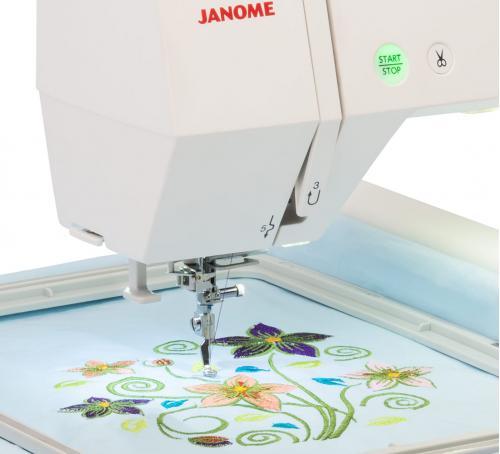 Hafciarka JANOME MC500E