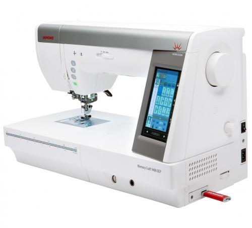 Maszyna do szycia Janome MC9400QCP