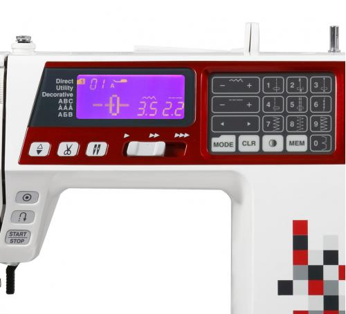 Maszyna do szycia Janome TXL607 + GRATIS nici + szpulki