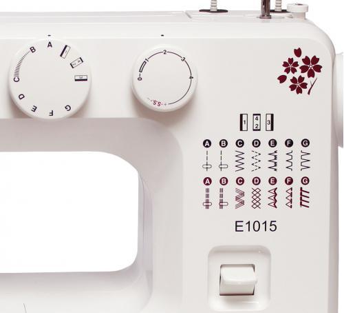 Maszyna do szycia JUNO E1015